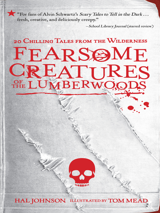 Fearsome creatures of the lumberwoods :