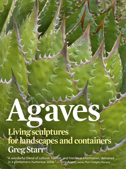 Title details for Agaves by Greg Starr - Available