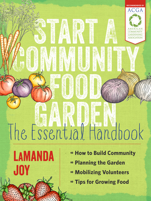 Cover of Start a Community Food Garden