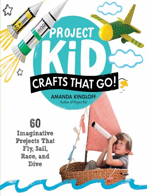 Title details for Project Kid by Amanda Kingloff - Wait list