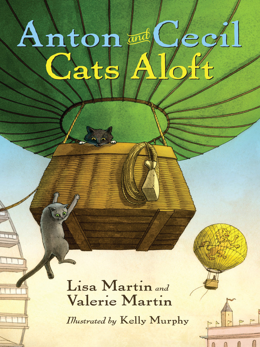 Cover of Cats Aloft