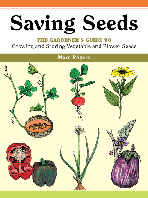 Title details for Saving Seeds by Marc Rogers - Available
