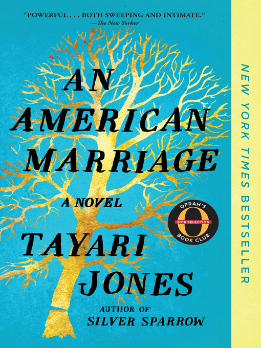 Title details for An American Marriage (Oprah's Book Club) by Tayari Jones - Available