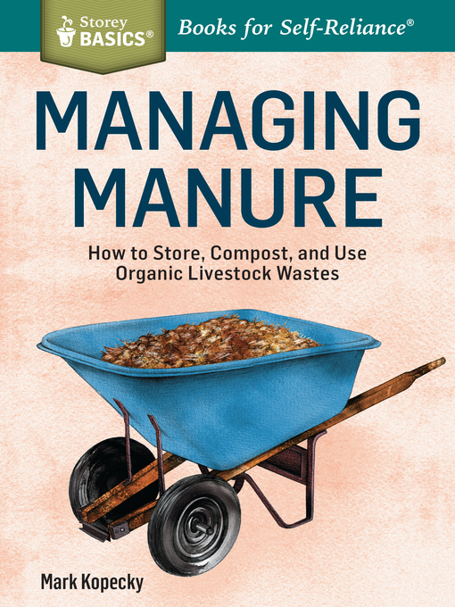 Title details for Managing Manure by Mark Kopecky - Wait list