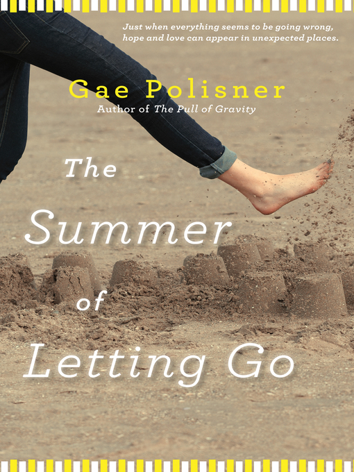 Cover of The Summer of Letting Go