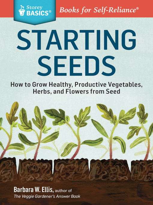 Title details for Starting Seeds by Barbara W. Ellis - Wait list