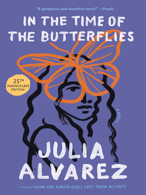 Title details for In the Time of the Butterflies by Julia Alvarez - Wait list