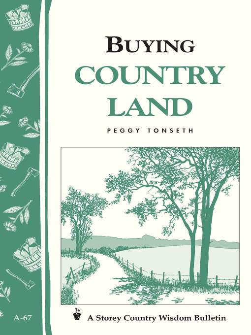 Title details for Buying Country Land by Peggy Tonseth - Available
