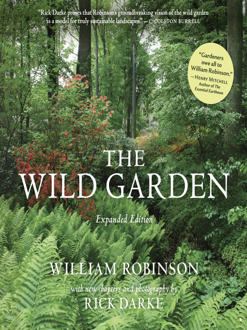 Title details for The Wild Garden by William Robinson - Available