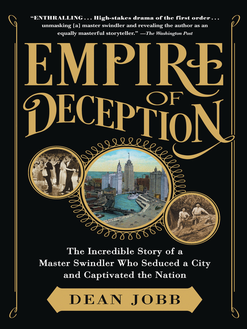 Title details for Empire of Deception by Dean Jobb - Available