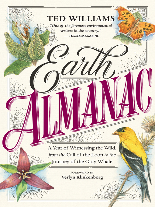 Title details for Earth Almanac by Ted Williams - Available