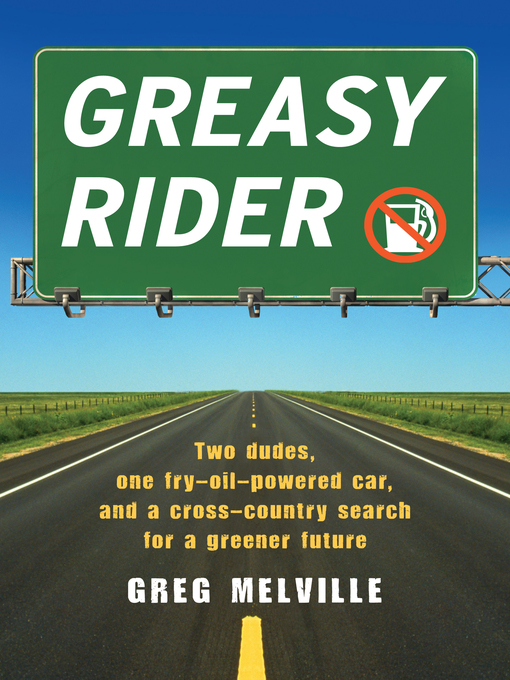 Cover of Greasy Rider