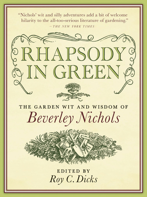 Title details for Rhapsody in Green by Beverley Nichols - Available