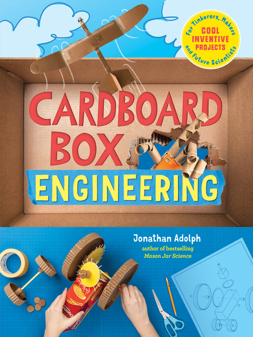 Title details for Cardboard Box Engineering by Jonathan Adolph - Wait list