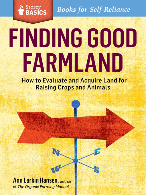 Title details for Finding Good Farmland by Ann Larkin Hansen - Available