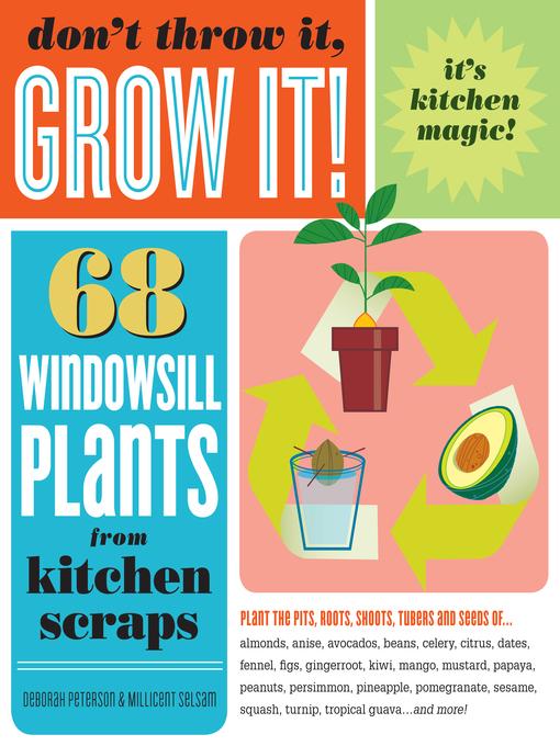 Title details for Don't Throw It, Grow It! by Deborah Peterson - Wait list