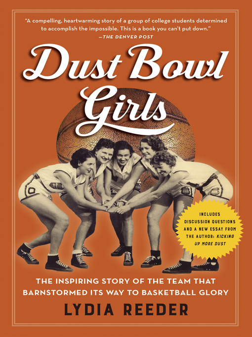 Title details for Dust Bowl Girls by Lydia Reeder - Wait list