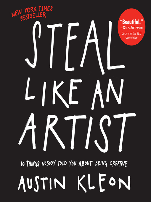 Title details for Steal Like an Artist by Austin Kleon - Wait list