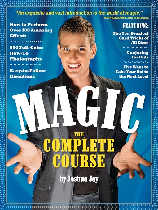 Title details for Magic by Joshua Jay - Available