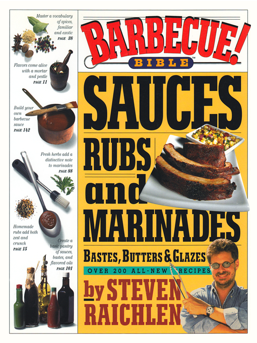 Title details for Barbecue! Bible by Steven Raichlen - Available