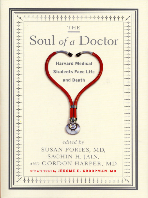 Title details for The Soul of a Doctor by Gordon Harper - Available
