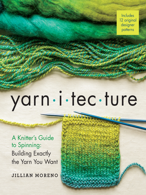 Title details for Yarnitecture by Jillian Moreno - Wait list