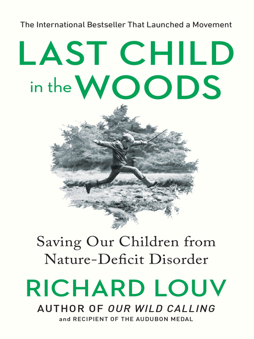 Cover of Last Child in the Woods