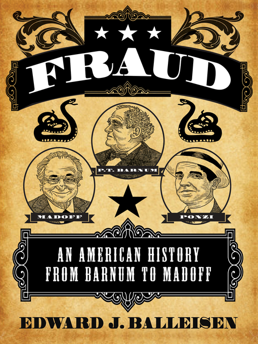 Title details for Fraud by Edward J. Balleisen - Available