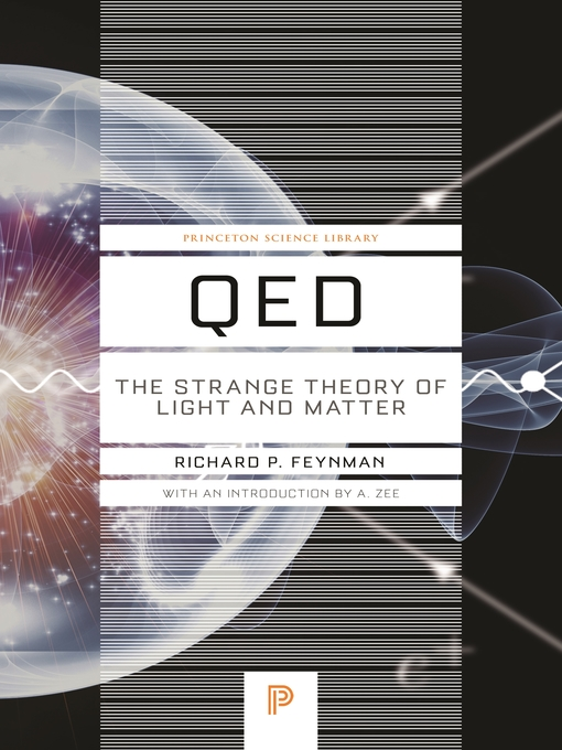 Cover of QED