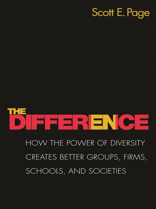 Cover of The Difference