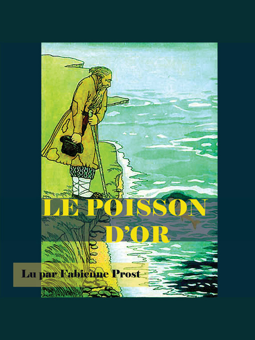 Cover of Le poisson d'or