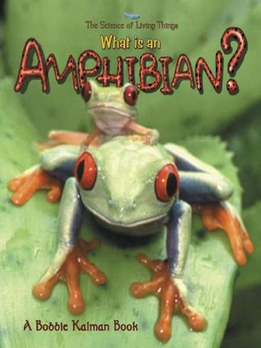 Title details for What is an Amphibian? by Bobbie Kalman - Wait list