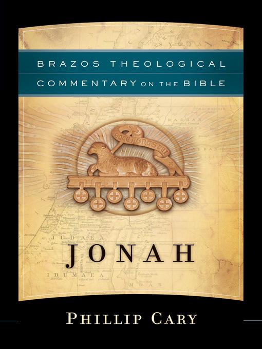 Title details for Jonah by Phillip Cary - Wait list