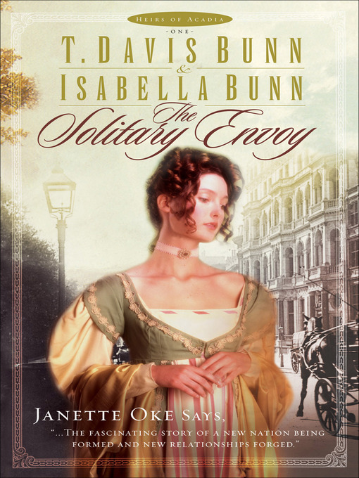Title details for The Solitary Envoy by T. Davis Bunn - Available