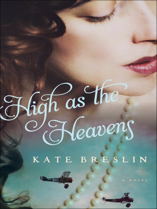 Title details for High as the Heavens by Kate Breslin - Wait list