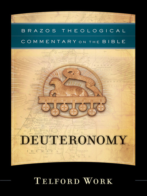 Title details for Deuteronomy by Telford Work - Available