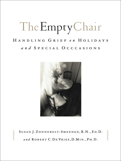 Title details for The Empty Chair by Susan J. R.N. Zonnebelt-Smeenge - Wait list