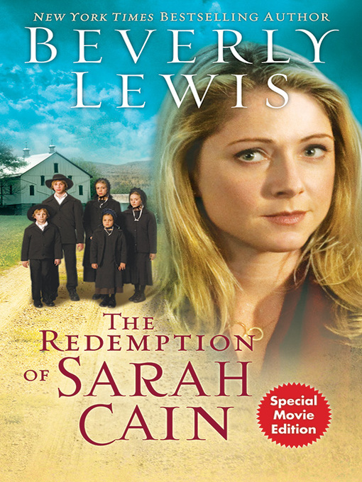 Title details for The Redemption of Sarah Cain by Beverly Lewis - Wait list
