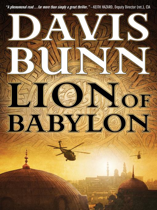 Title details for Lion of Babylon by Davis Bunn - Wait list