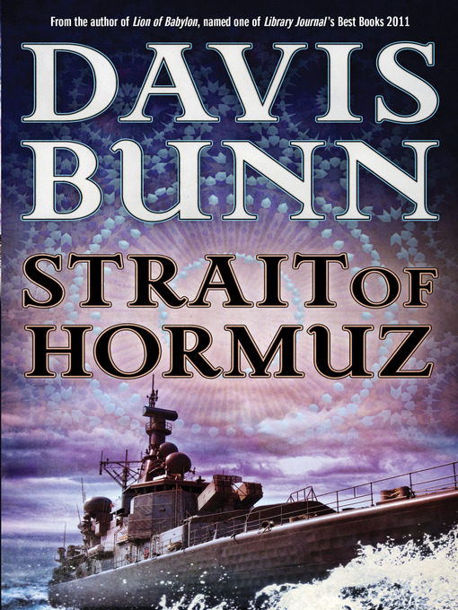 Title details for Strait of Hormuz by Davis Bunn - Wait list
