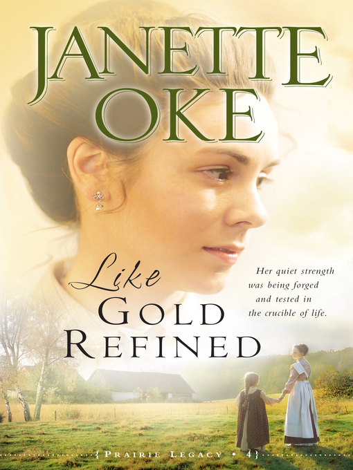 Title details for Like Gold Refined by Janette Oke - Wait list
