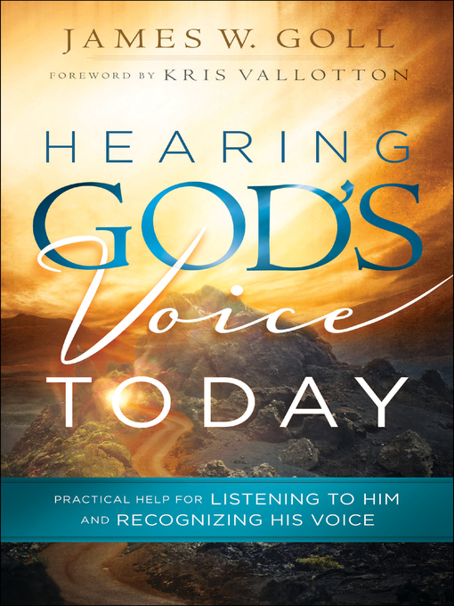Cover of Hearing God's Voice Today