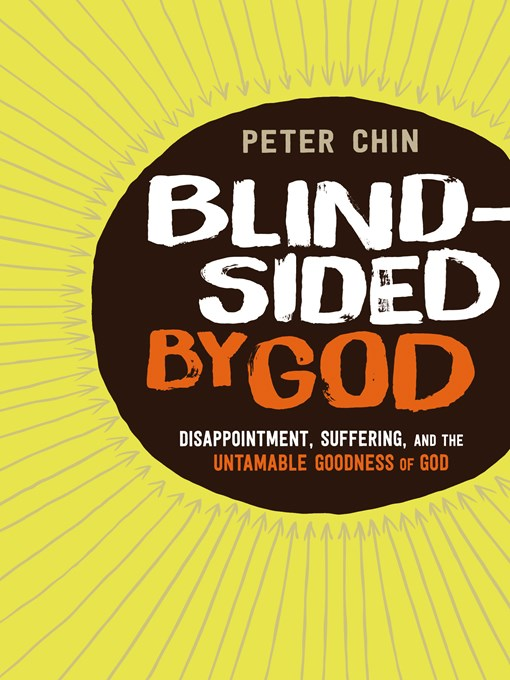 Title details for Blindsided by God by Peter Chin - Wait list