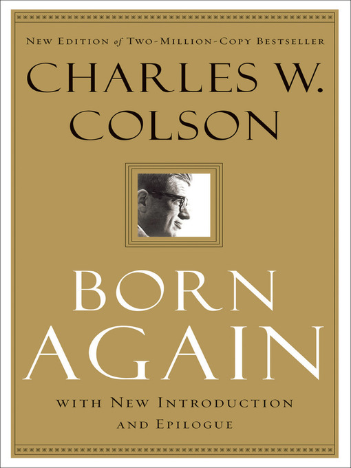 Title details for Born Again by Charles W. Colson - Wait list