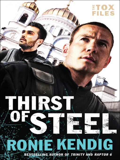 Cover of Thirst of Steel