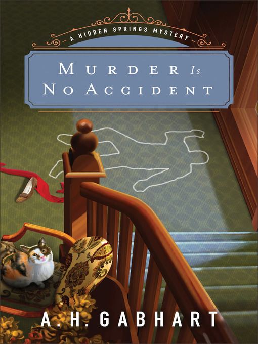 Title details for Murder Is No Accident by A. H. Gabhart - Wait list