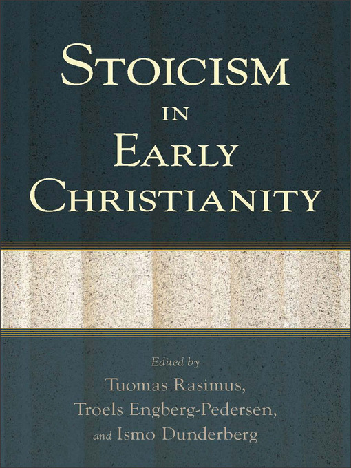 comparing christianity and stoicism essay