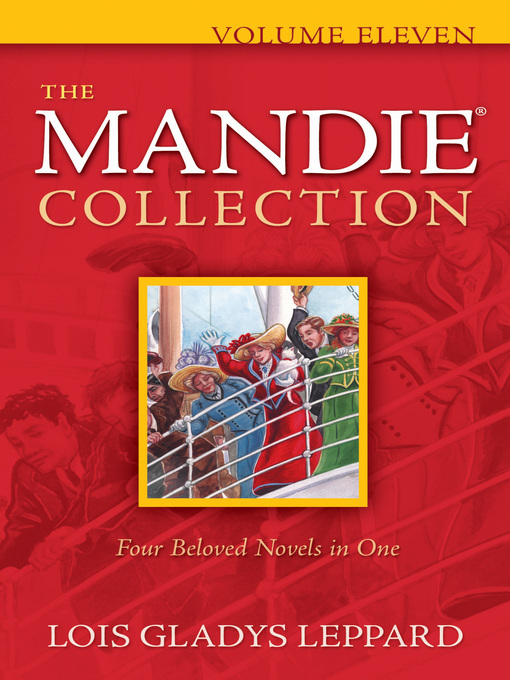 Cover image for The Mandie Collection, Volume 11