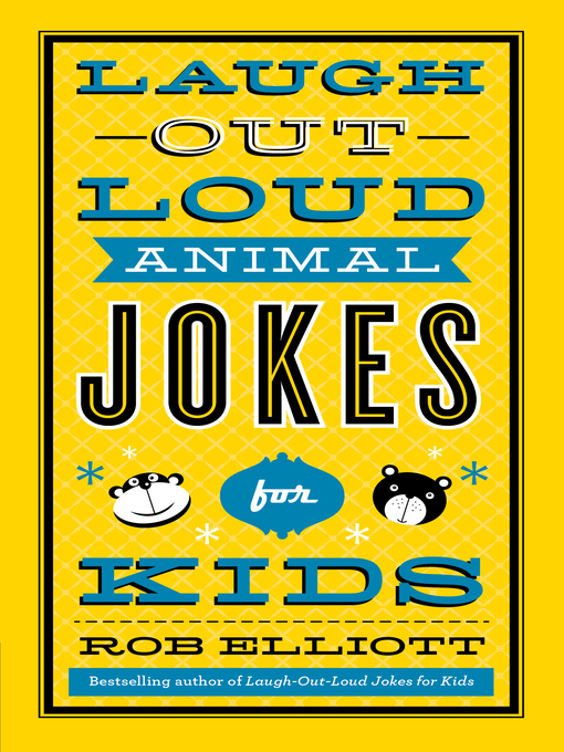 Cover of Laugh-Out-Loud Animal Jokes for Kids