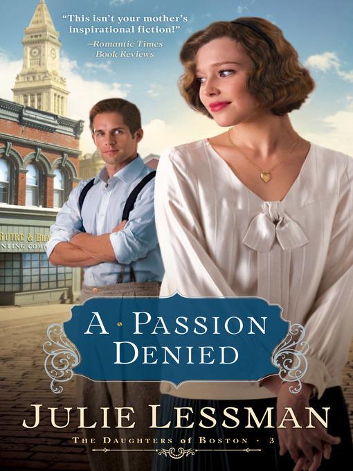Title details for A Passion Denied by Julie Lessman - Wait list